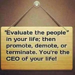 CEO of Your Life