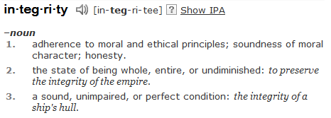 integrity-definition